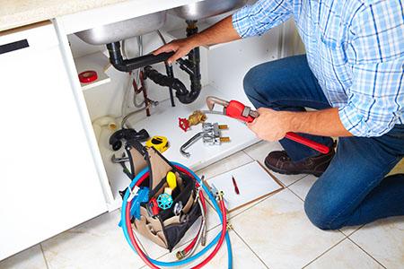 plumbers huffman texas