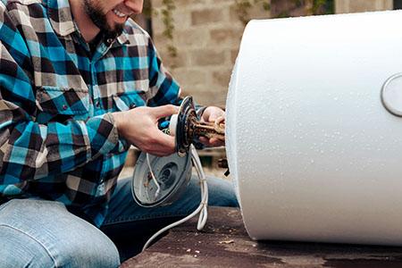water heater repair the woodlands tx